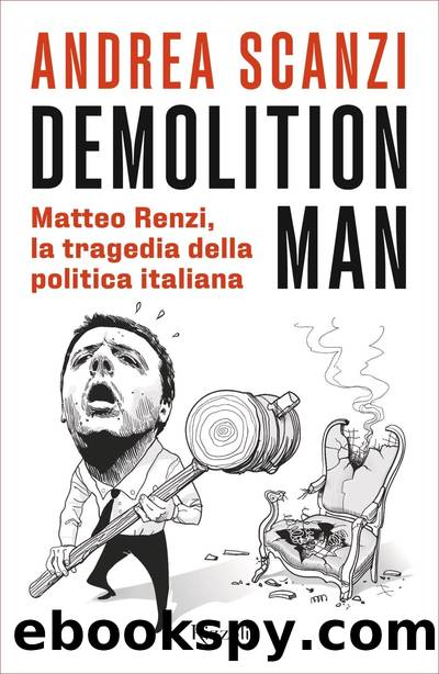 Demolition man by Andrea Scanzi