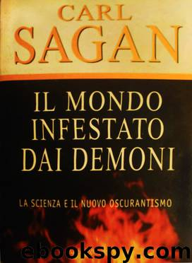 Il mondo infestato dai demoni by Carl Sagan
