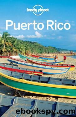 Lonely Planet Puerto Rico (Travel Guide) by Planet Lonely & Nate Cavalieri & Beth Kohn