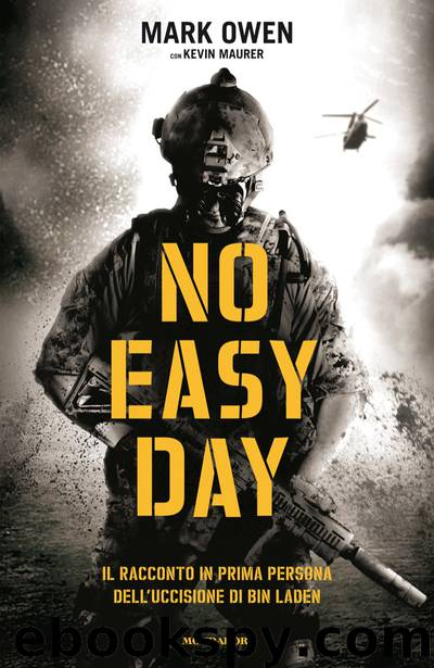 No easy day by Mark Owen - download gratuito di ebook